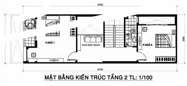 Ban Ve Thiet Ke Nha 3 Tang 5x17m 2