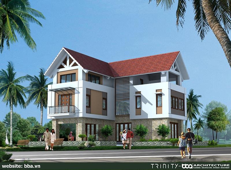 Thiet Ke Resort Ngoc Hai Ba Ria Vung Tau 3