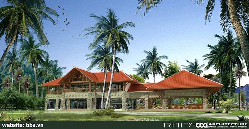 Thiet Ke Resort Ngoc Hai Ba Ria Vung Tau