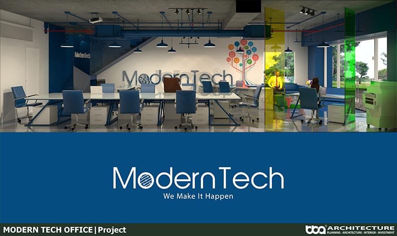 Thiet Ke Van Phong Modern It 12