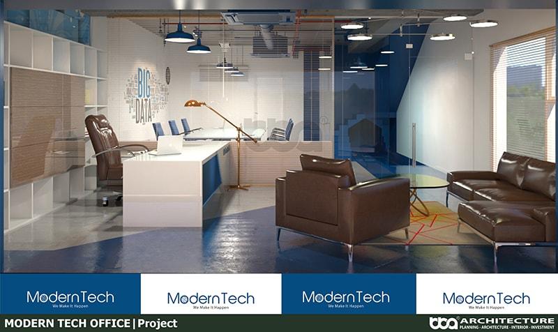 Thiet Ke Van Phong Modern It 8