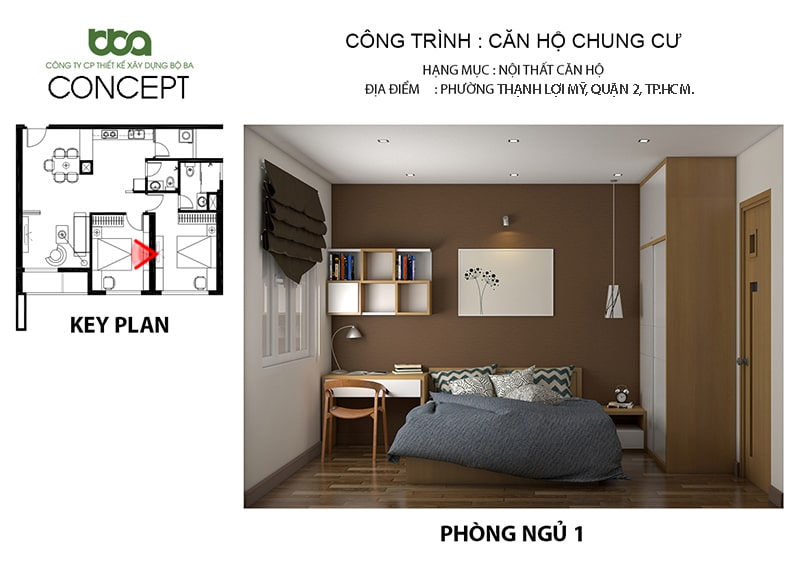 Thiet Ke Noi That Chung Cu Mr Bach Thao Dien Quan 2 Tphcm 4