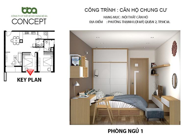 Thiet Ke Noi That Chung Cu Mr Bach Thao Dien Quan 2 Tphcm 5