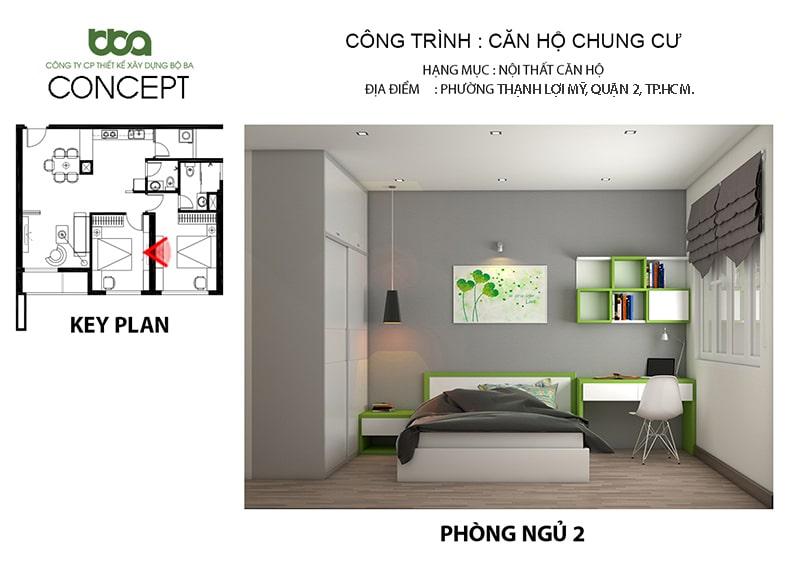 Thiet Ke Noi That Chung Cu Mr Bach Thao Dien Quan 2 Tphcm 6