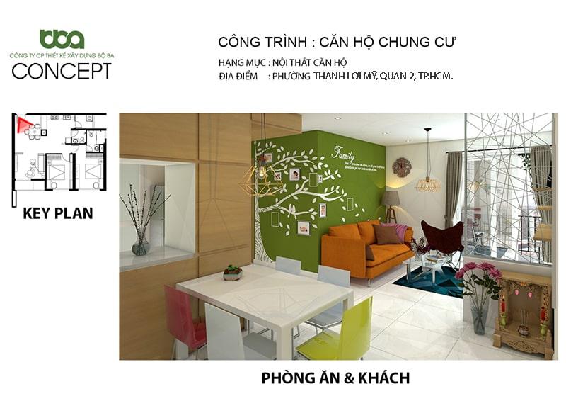 Thiet Ke Noi That Chung Cu Mr Bach Thao Dien Quan 2 Tphcm