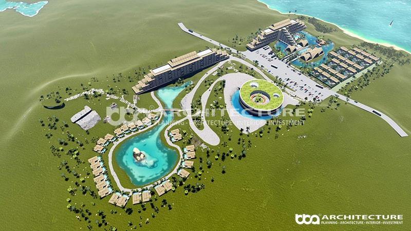 Thiết kế resort Hawaii | Bình Thuận