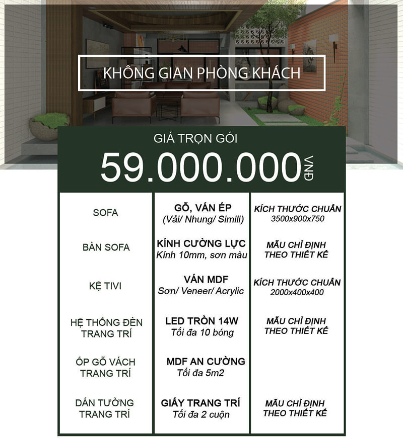 Bang Gia Thi Cong Noi That Phong Khach Tron Goi Tphcm