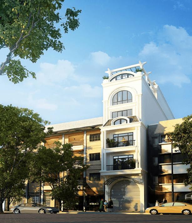 Phong Cach Thiet Ke Mau Nha Pho 2018 14