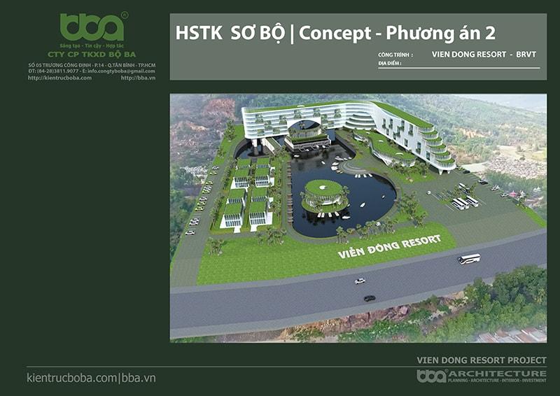 Thiet Ke Resort Vien Dong Ba Ria Vung Tau