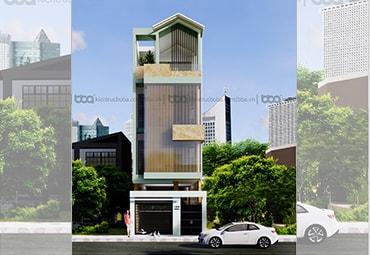 Thumbnail Thiet Ke Nha Pho 4 Tang Hien Dai Ms Linh Quan 7