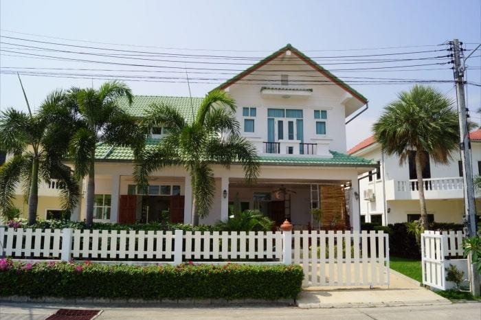 Mau Biet Thu Nha Vuon 2 Tang Kieu Thai 8
