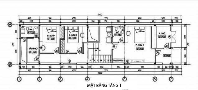 Nha Ong 2 Tang 4 Phong Ngu 3