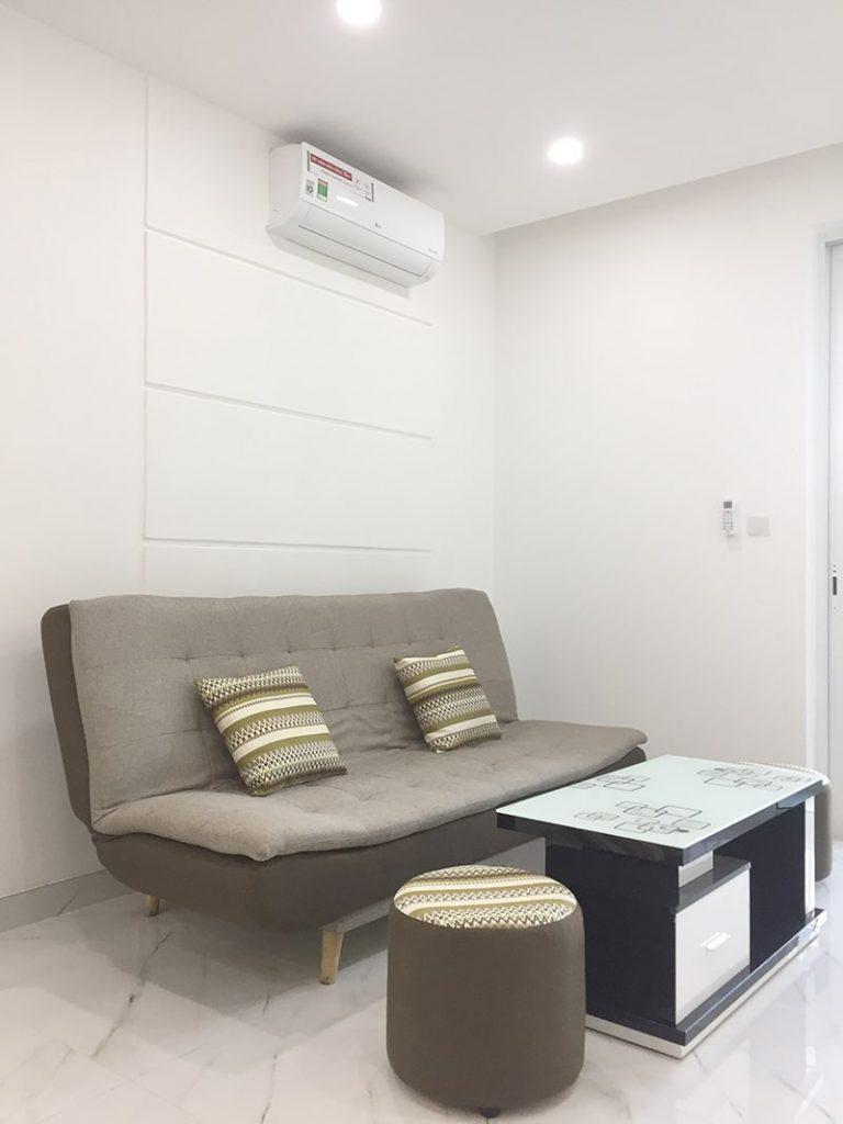 Thi công nội thất căn hộ chung cư 80m2 Mr. Bách | Quận 2