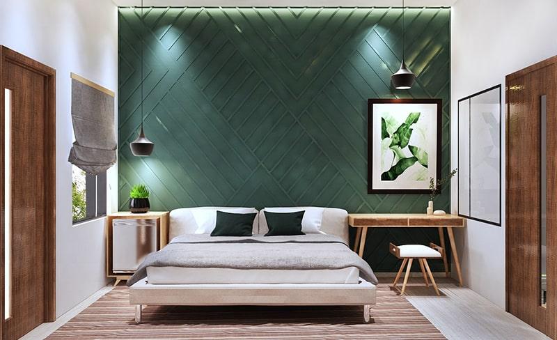 Thiết kế không gian sống xanh