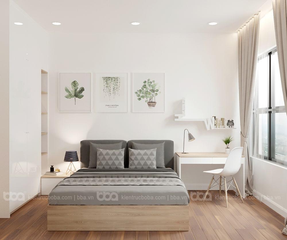 Thiết kế nội thất căn hộ chung cư The Avenue Mr. Trường - Quận 2