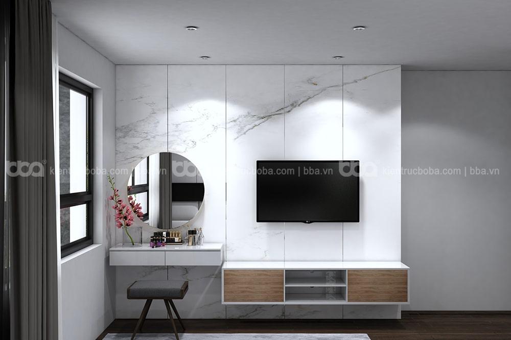 Thiết kế nội thất căn hộ chung cư Richstar Residence | Mr Luân | Tân Phú