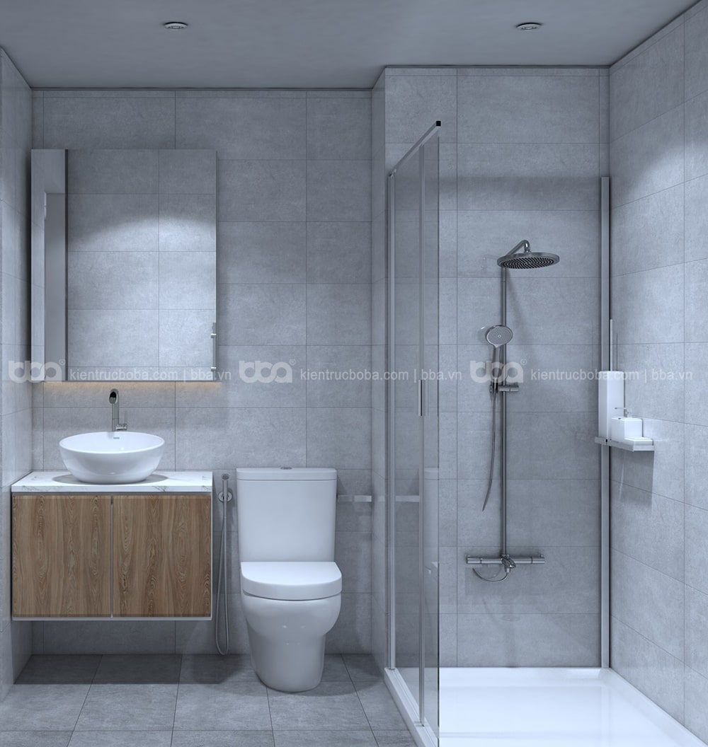 Thiết kế nội thất căn hộ chung cư Richstar Residence | Mr Luân | Tân PhúThiết kế nội thất căn hộ chung cư Richstar Residence | Mr Luân | Tân Phú