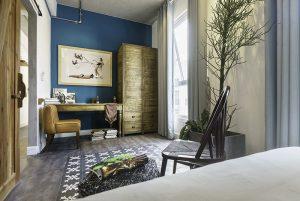 Nội thất căn hộ chung cư 80m2