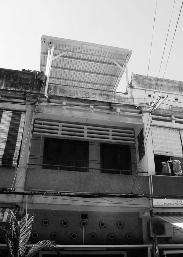 Nhà phố hoài niệm mộc mạc