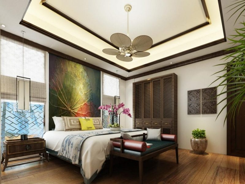 Phong cách thiết kế Indochine Đông Dương