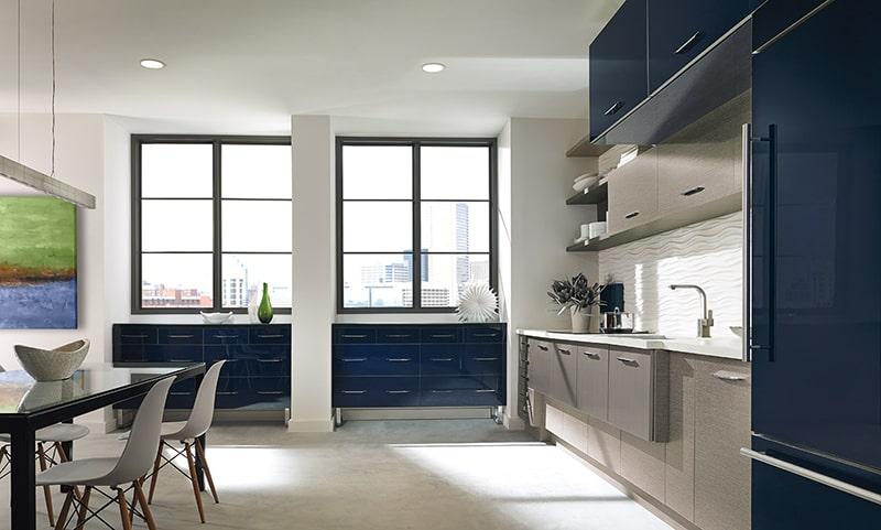Phong cách thiết kế nội thất đương đại - Contemporary