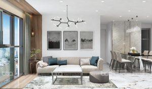 Thiết kế nội thất hiện đại