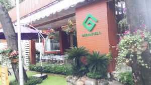 Cải tạo quán cafe Greenfield