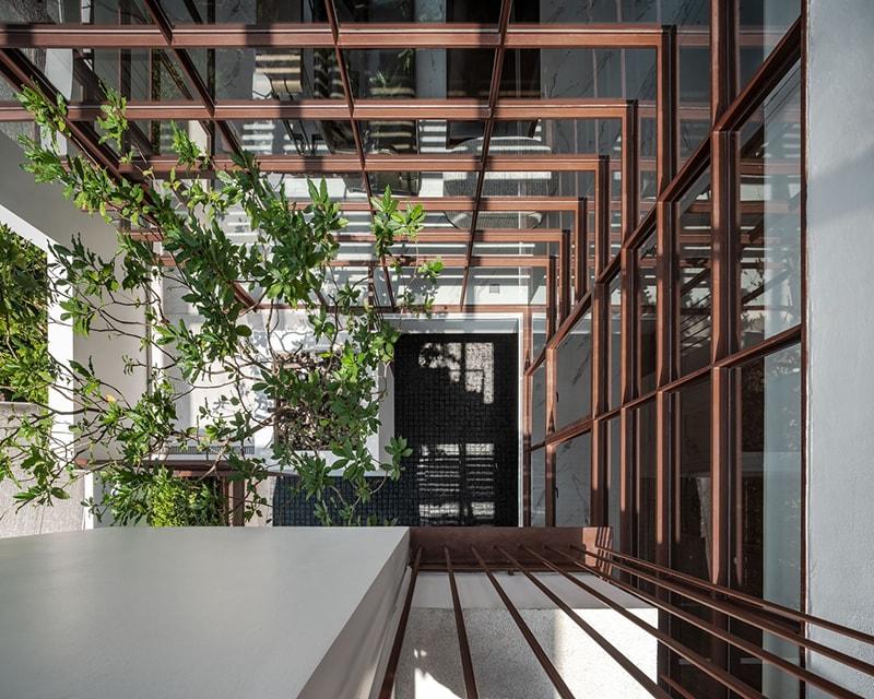 Biệt thự hiện đại đẹp lấy cảm hứng từ nhà sàn truyền thống Thái Lan