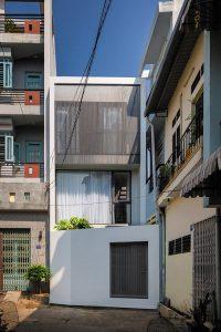 Thiết kế xây dựng nhà phố hẻm nhỏ